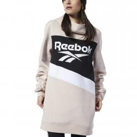 Платье-худи Classics Vector Hooded