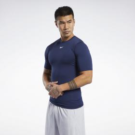 Компрессионная футболка United by Fitness FQ4391