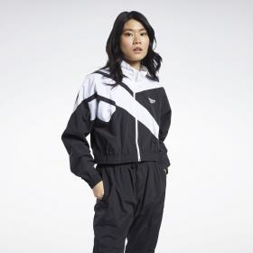Укороченная спортивная куртка Classics Vector