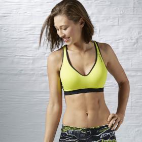 Спортивный бюстгальтер Womens c push-up Reebok