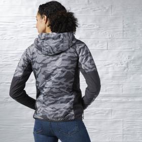 Куртка TFW CAMO PULLOVER Womens Reebok