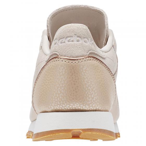 Кроссовки Classic Leather Golden Neutrals W BD3744