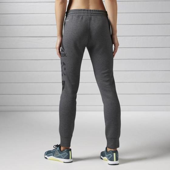 Спортивные брюки Quik Cotton Graphic W BK1998