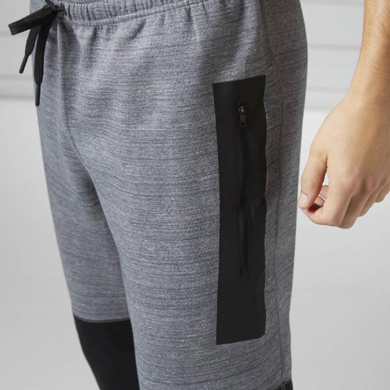 Спортивные брюки Quik Cotton Spacer M BK4010
