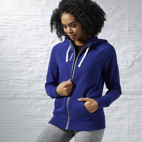 Толстовка EL FULLZIP FLEECE Womens Reebok