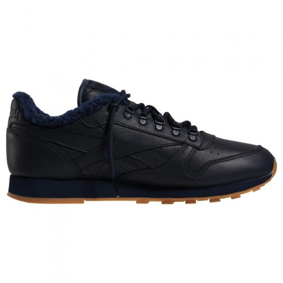 Кроссовки Mens CL LEATHER SHERPA TS Reebok
