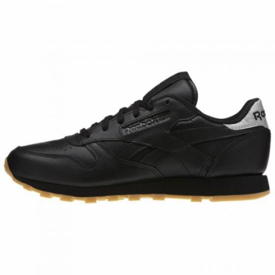 Кроссовки женские Reebok CLASSIC LEATHER MET DIAMOND