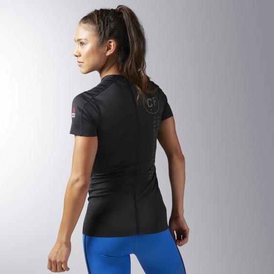 Спортивная футболка Reebok CrossFit Paddle W BK1027
