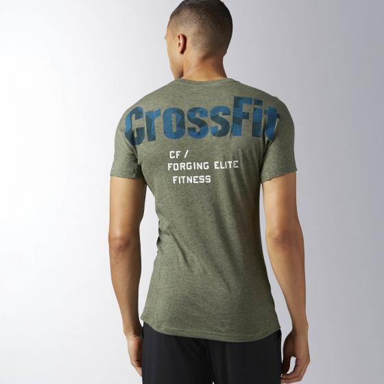 Спортивная футболка Reebok CrossFit Performance Blend Graphic M BK1098