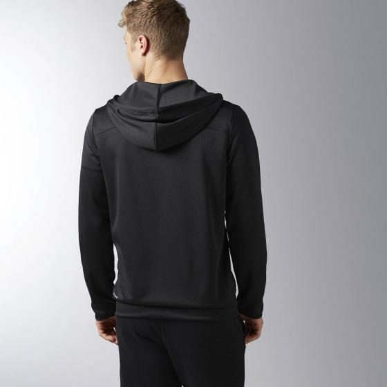 Худи Workout Ready Elitage Group Full Zip M BK3279