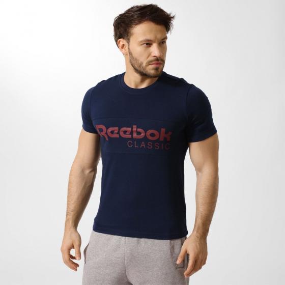 Спортивная футболка Reebok Archive Stripe M BK3839