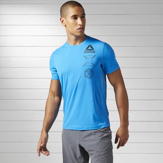 Спортивная футболка ACTIVCHILL Graphic M BK3972