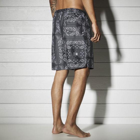 Спортивные шорты Bandana Print M BK5147