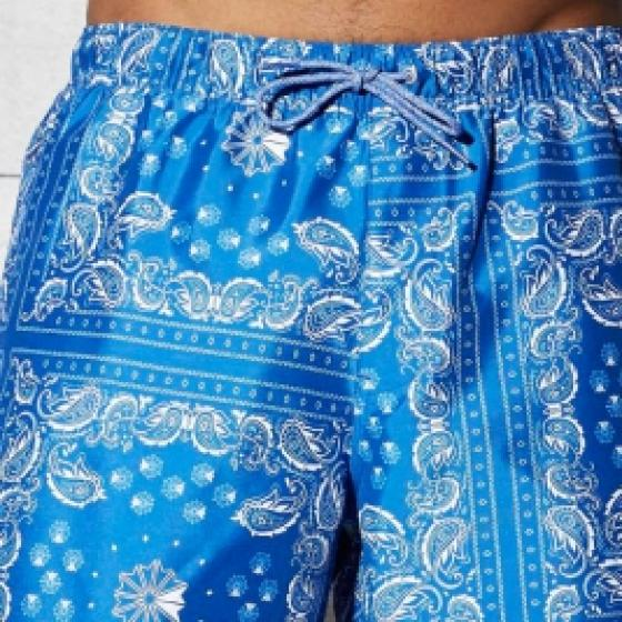 Спортивные шорты Bandana Print M BP6412