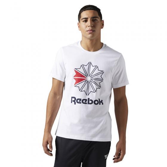 Футболка мужская F GR TEE Reebok