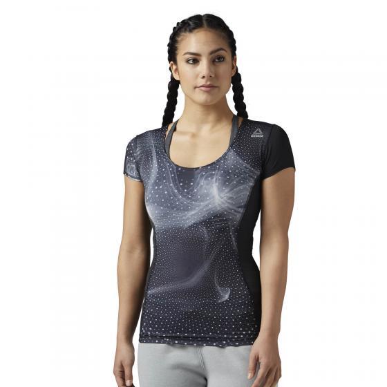 Компрессионная футболка ACTIVCHILL W BQ5021