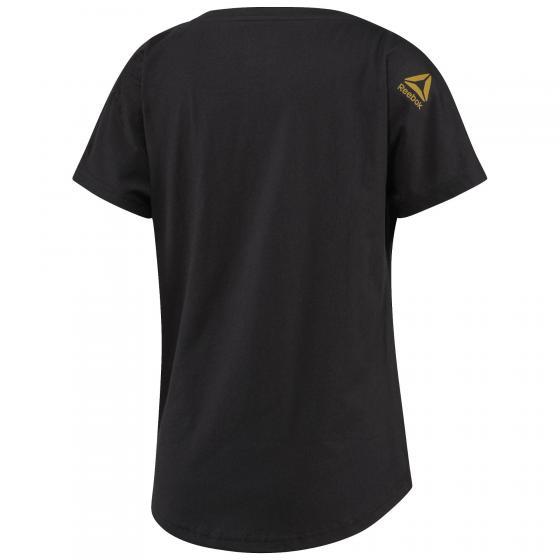 Спортивная футболка UFC Ultimate Fan Logo W BQ8084