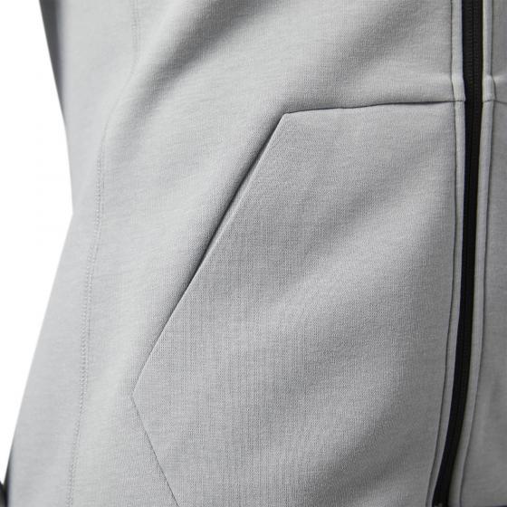 Худи Quik Cotton Full Zip W BQ9453