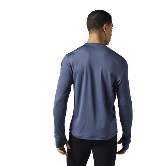 Спортивная футболка с длинным рукавом Running Wool Mix M BR2049