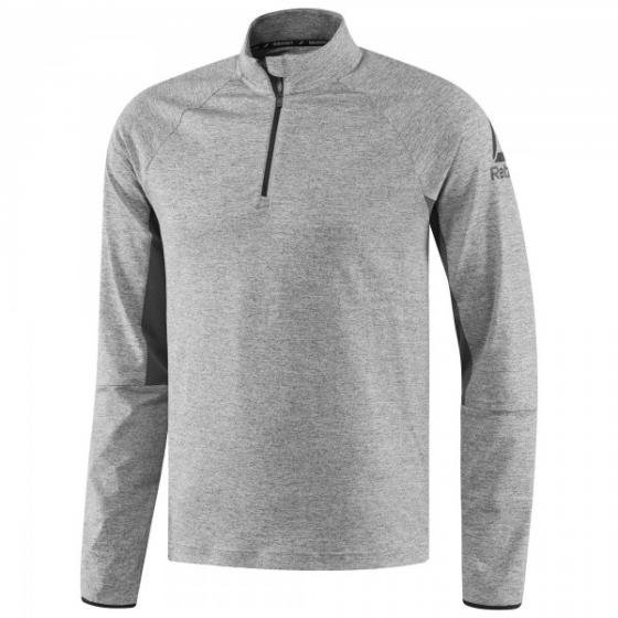 Пуловер Running Long Sleeve Quarter Zip M BR2051