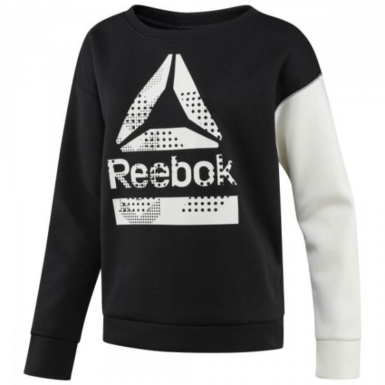Женский реглан Reebok QUIK COTTON CREW NECK