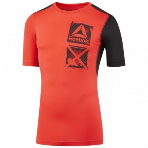 Компрессионная футболка ACTIVCHILL Graphic M BR9572