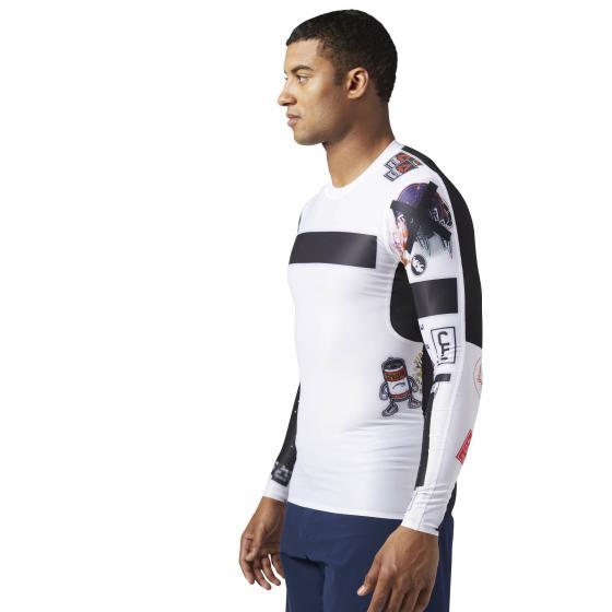 Компрессионная футболка с длинным рукавом Reebok CrossFit M BS1586