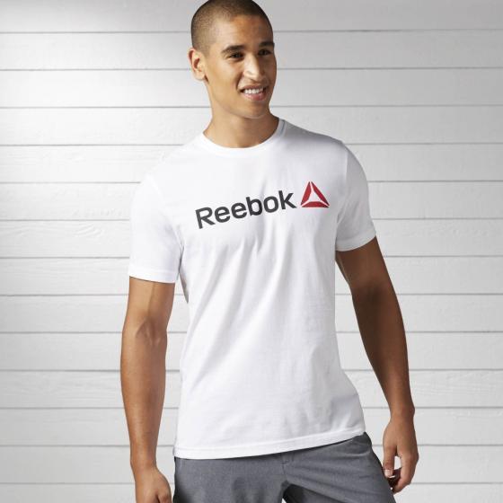Спортивная футболка Reebok Logo M BS3717
