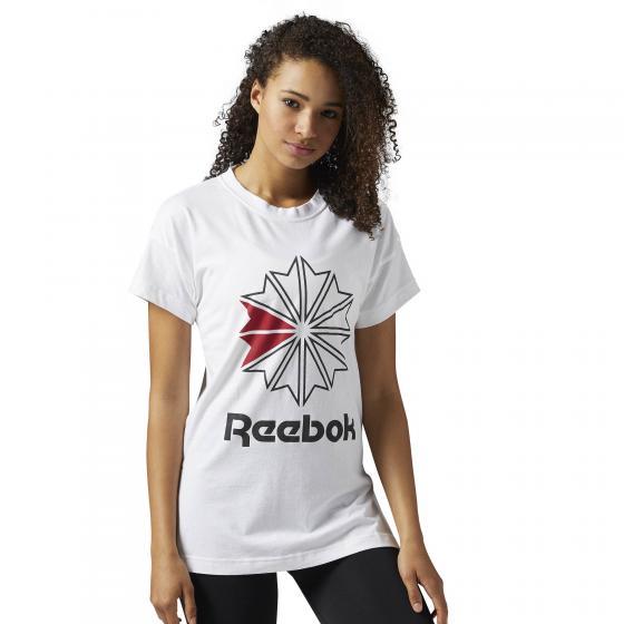 Футболка Reebok Classic Graphic W BS3734