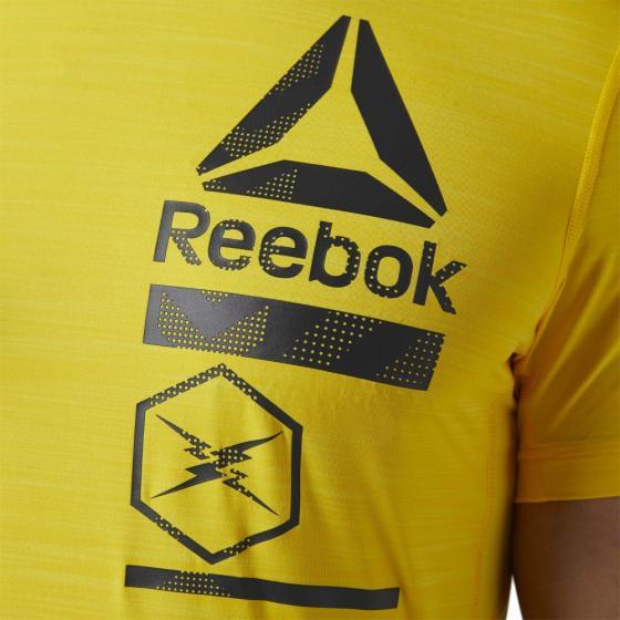 Футболка мужская ACTVCHL ZONED GRPHC TEE Reebok