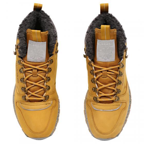 Кроссовки Classic Leather Mid Sherpa II Perfect Split M CN1884