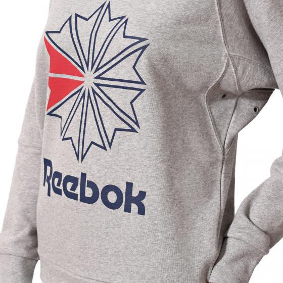 Свитшот Reebok Classics Heritage Crew Neck W CV5031