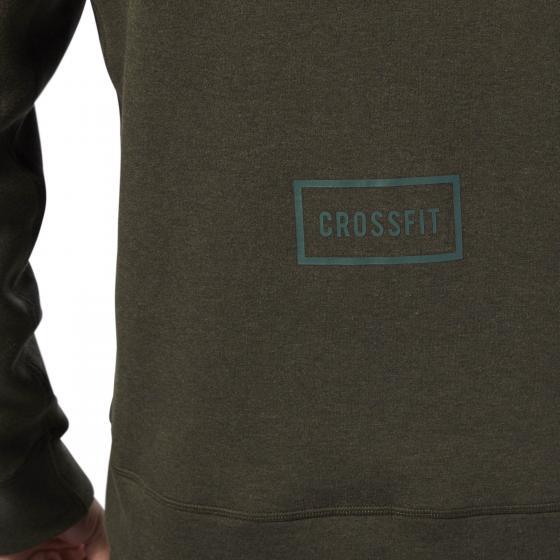 Худи Reebok CrossFit Double Knit