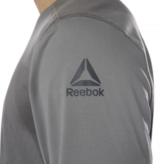 Футболка с длинным рукавом Reebok Combat Thermowarm