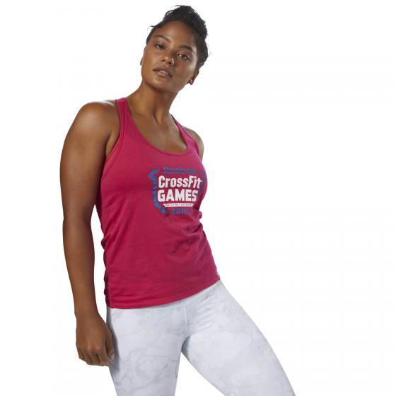 Спортивная майка CrossFit Games