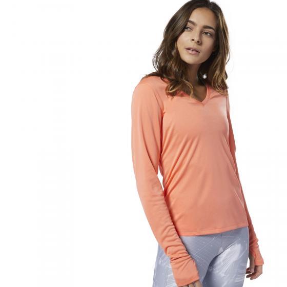 Спортивная футболка с длинным рукавом Running Essentials DU4205