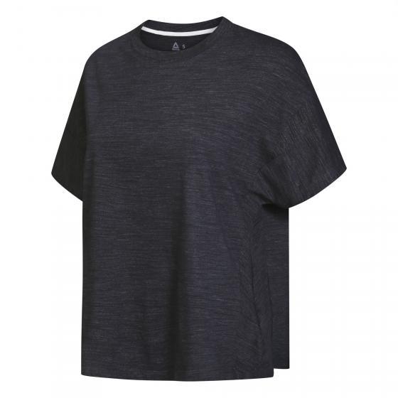 Спортивная футболка Training Essentials Marble Detail