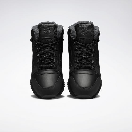 Кроссовки Reebok Classic Leather Mid Ripple FU9129
