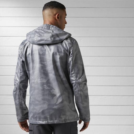 Куртка-бомбер TFM WINDBREAKER JKT M S96432