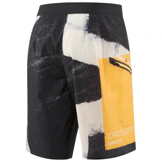 Спортивные шорты Reebok CrossFit Super Nasty Core Star Graphic M S96995